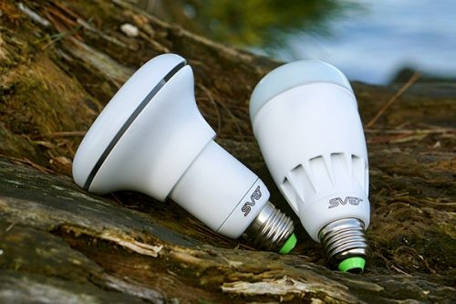 SVET - First health-friendly light bulb