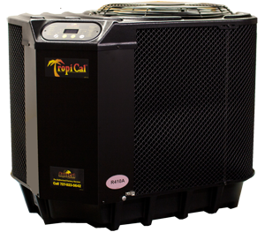 Swimming Pool Heat Pump for domestic homes