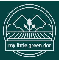 my little green dot