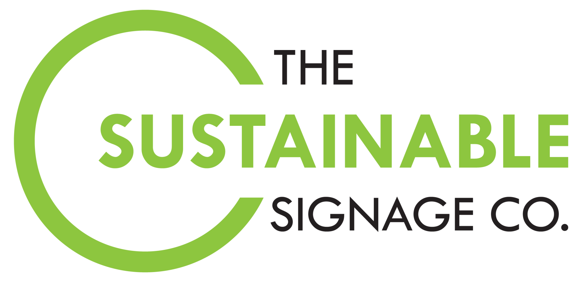 The Sustainable Signage Co