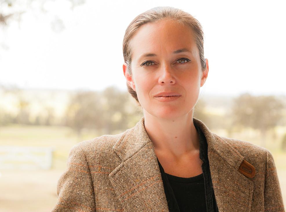 Kate Harris