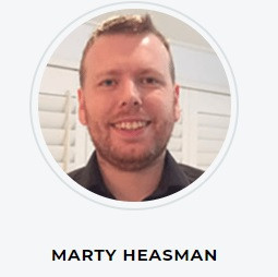 MARTY HEASMAN