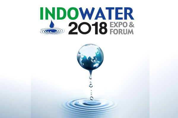 INDO WATER 2018 Expo & Forum