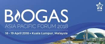 BIOGAS ASIA PACIFIC FORUM 2018