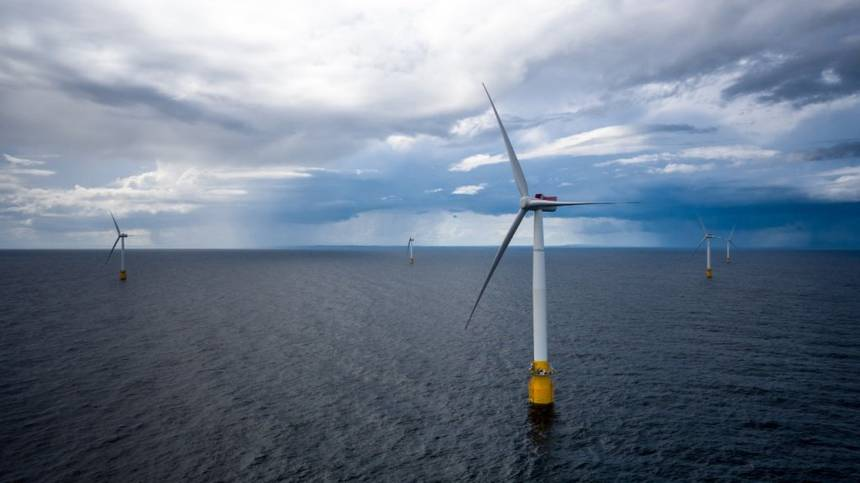 World's first floating wind farm performing well beyond expectations
