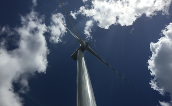 British wind farms breeze past generation records in first quarter of 2018