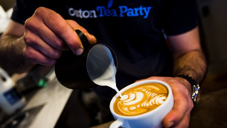 Boston Tea Party becomes first coffee chain to ban all disposable cups
