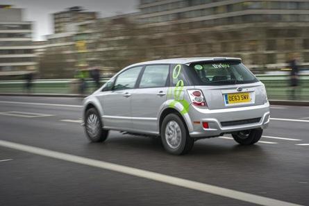 Green Tomato revs up fleet of 50 Toyota Mirai fuel cell saloons