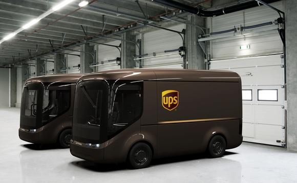 UPS revs up latest London and Paris EV deal