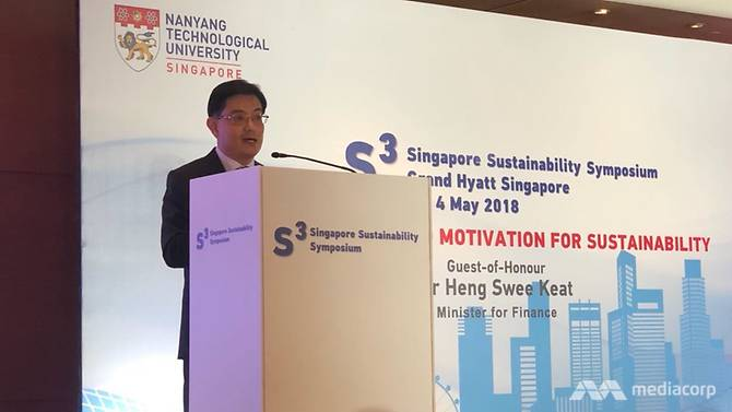 Businesses must foster culture of sustainable, green practices: Heng Swee Keat