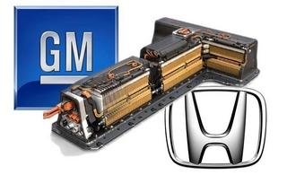 GM, Honda team up on next-gen EV batteries