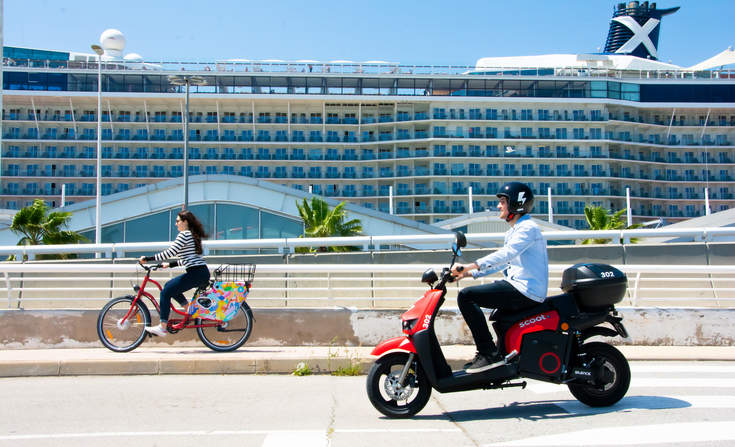 Electric scooter networks charge up as Scoot drives into Barcelona