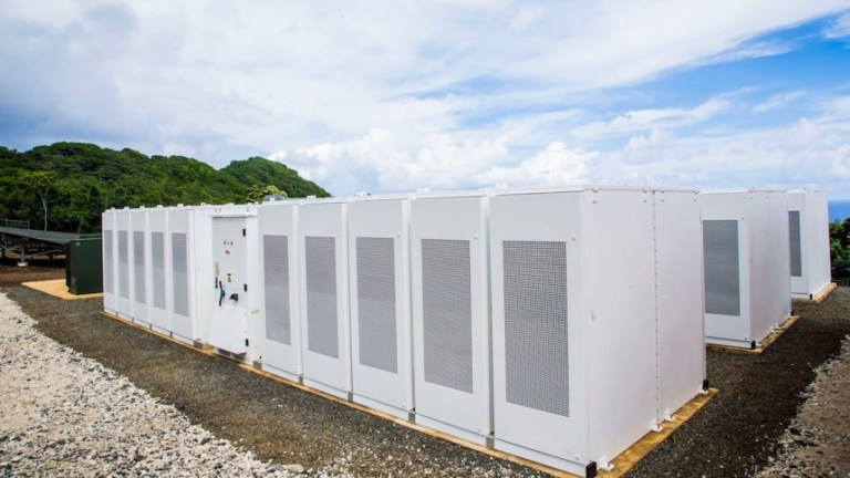 hrive Renewables and Aura Power collaborate on new business battery storage venture