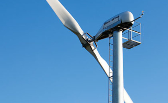 Dubai investor saves UK small wind turbines manufacturer