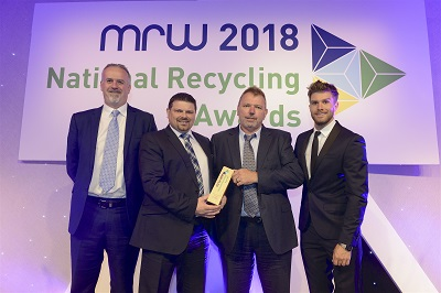 Eurocell wins Manufacturer of the Year award