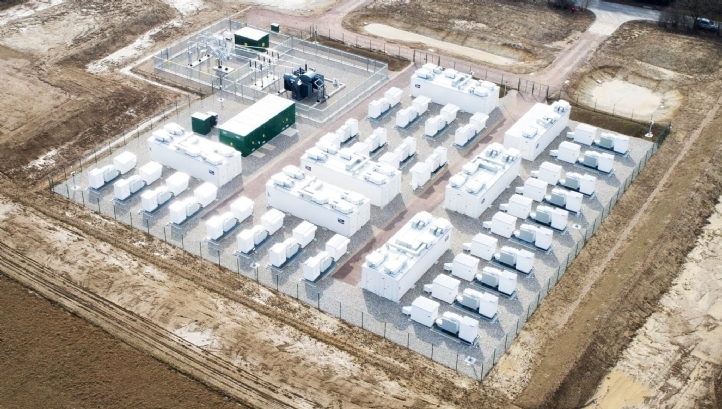 UK's largest battery storage facility comes online in Hertfordshire