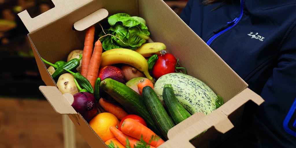 You Can Get 5KGs of 'Ugly' Fruit & Veg for £1.50 at Selected Lidl Stores