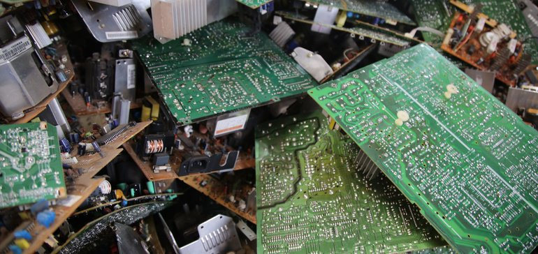 Thailand to permanently ban plastic, e-scrap imports