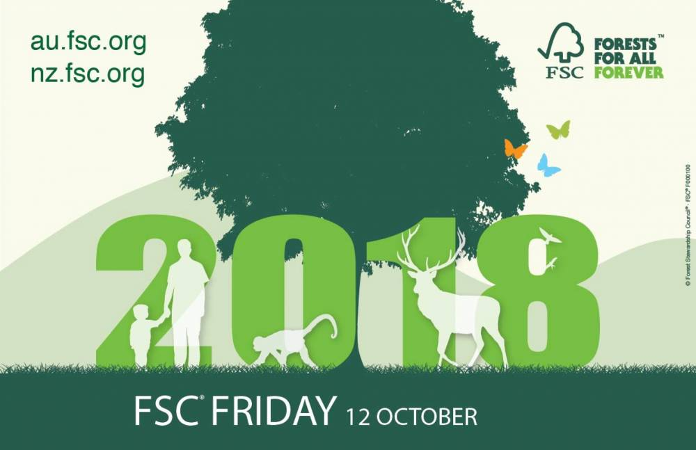 FSC FRIDAY – 12 OCTOBER, 2018
