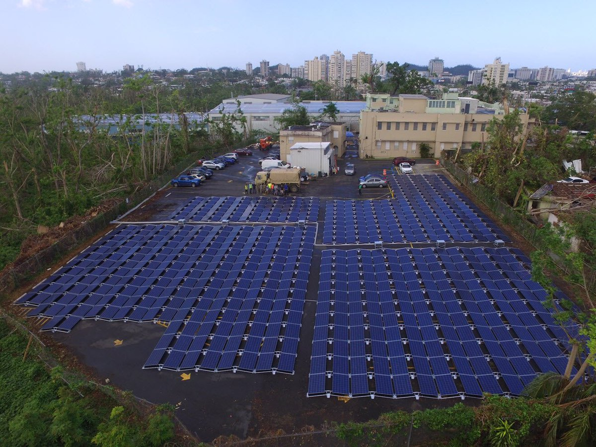This Puerto Rican Children's Hospital Now Has Power — Thanks to Tesla