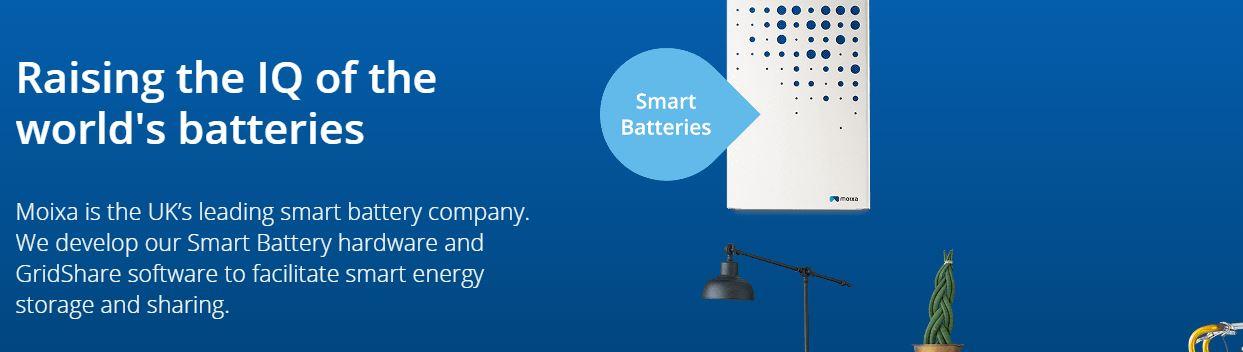 Moixa battery software to boost energy flexibility across 3,500 Japanese homes