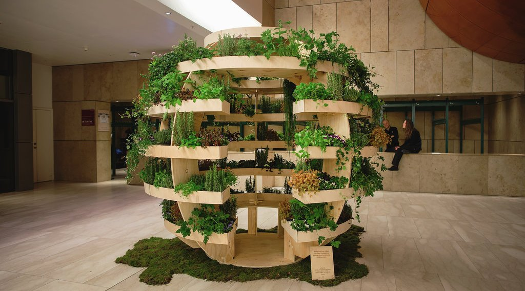 This Room From Ikea Is Actually a Garden That Can Feed a Neighborhood