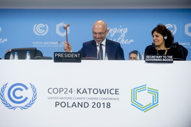 Climate talks end with baby steps, not the giant leap required