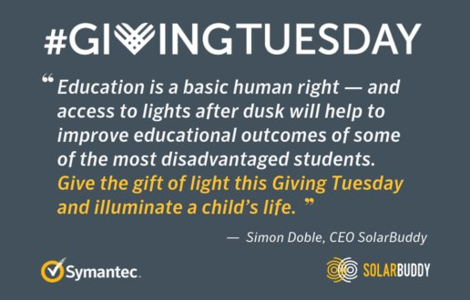 This Australian Organisation Is Brightening the Futures of Young South Africans With Solar Lights