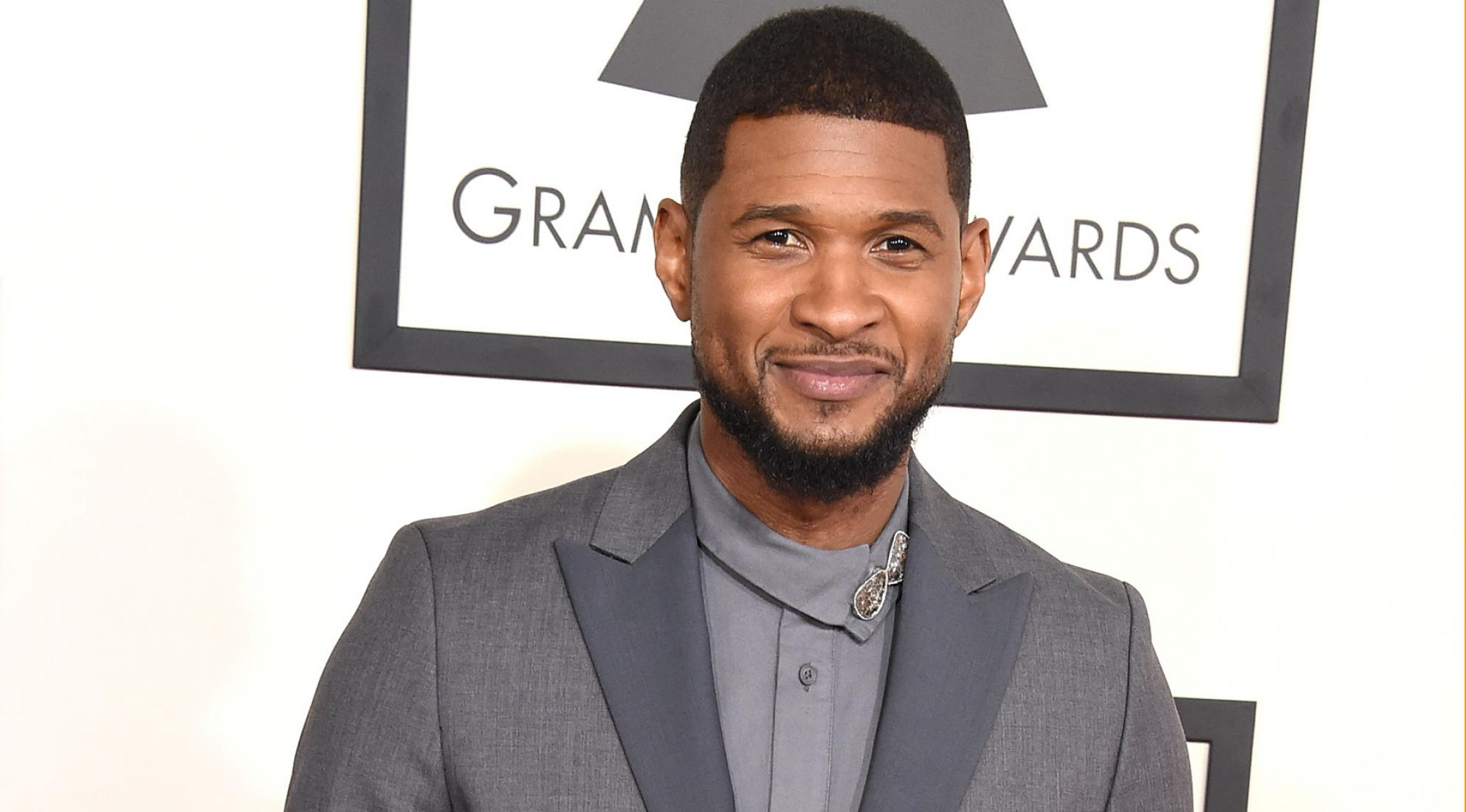 There's 'No Limit' to Usher's Activism