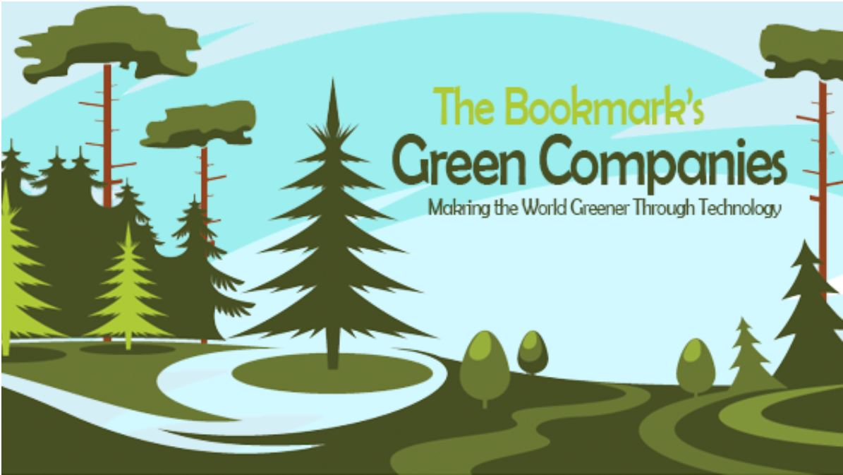 Companies Making the World Greener Through Technology