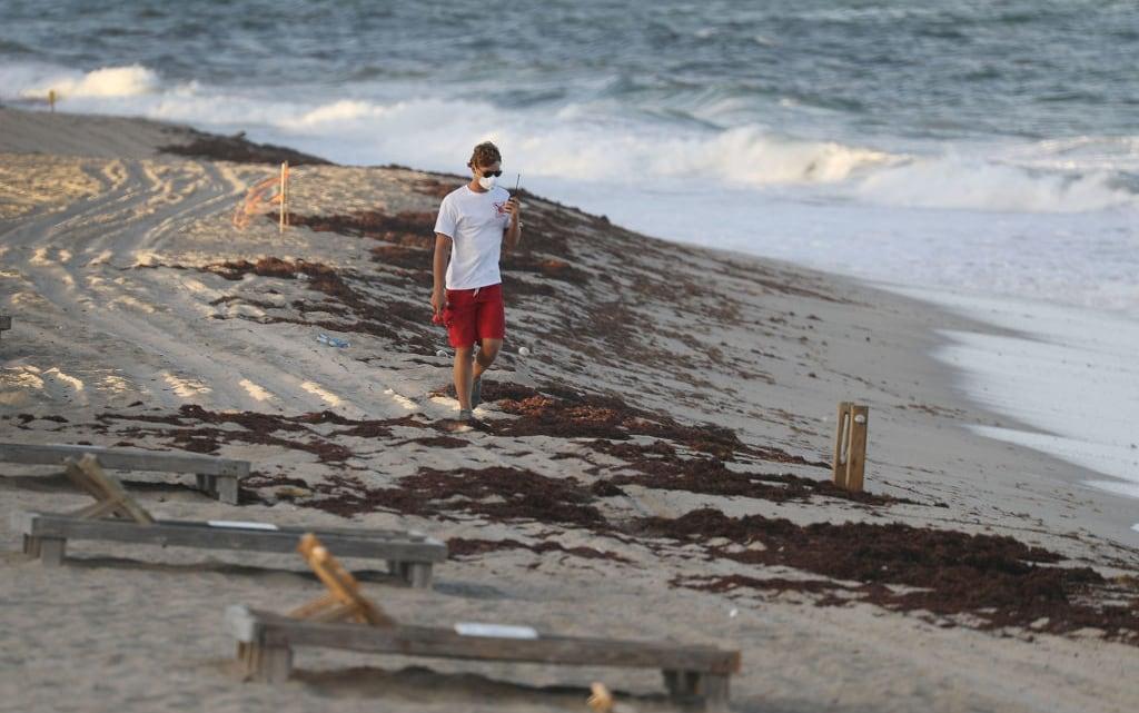 Can a $2.5bn eco-initiative save Florida's beaches?
