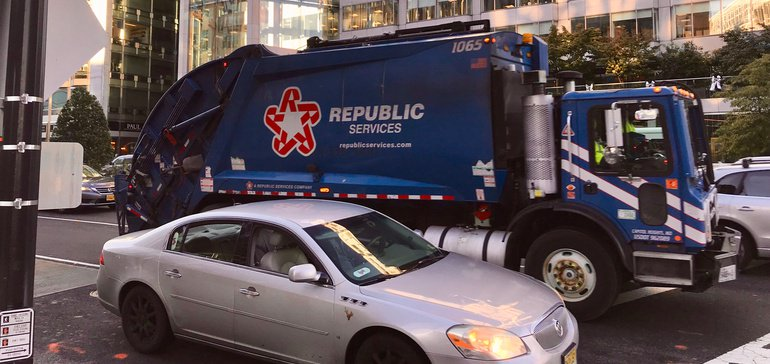 Republic Services has 'overcome' China hurdle, says recycling success up to customers