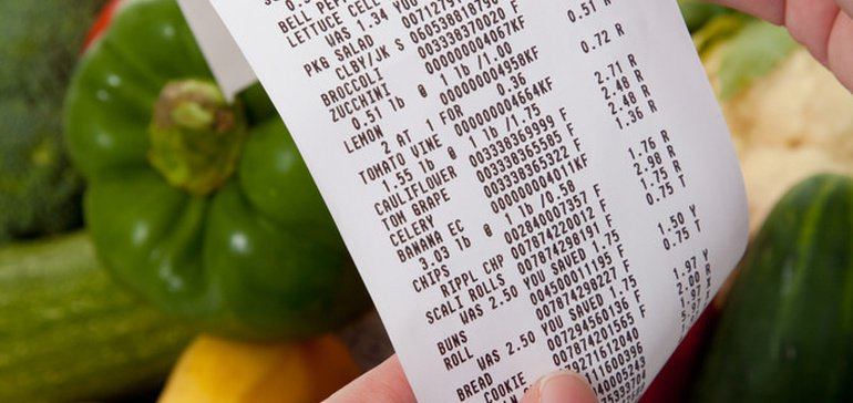 California could ban paper receipts by 2022