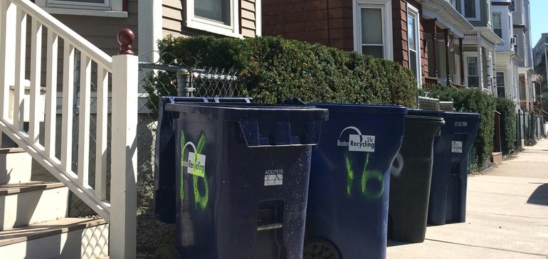 Boston finally reaches recycling deal with Casella