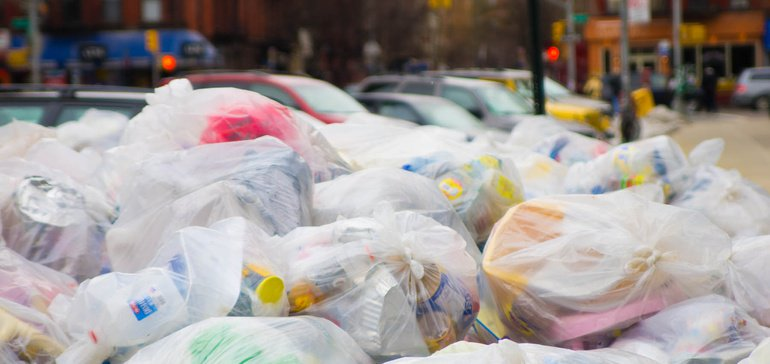 Recyclers request government mandates for recycled plastic content in bags