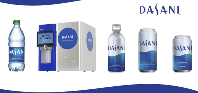 Dasani products switching to aluminum, more recycled plastic