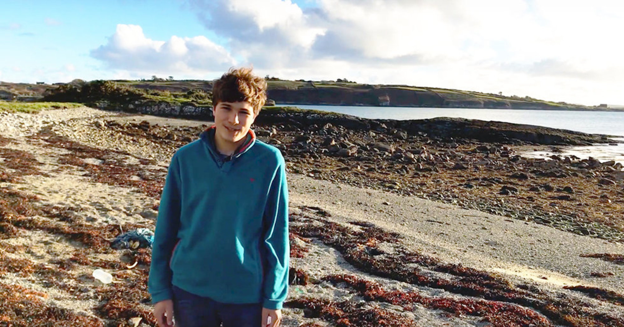 This Irish Teen Won the Google Science Fair Award for Removing Microplastics From Water