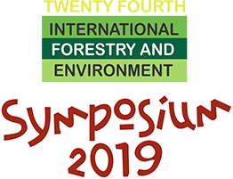 24th International Forestry and Environment Symposium 2019