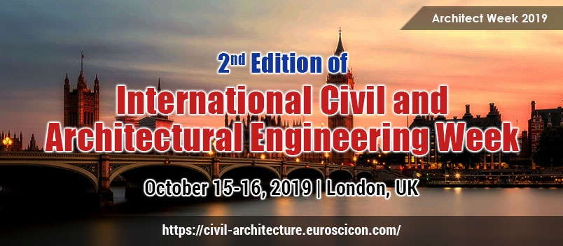 2nd Edition of International Civil & Architectural Engineering Week