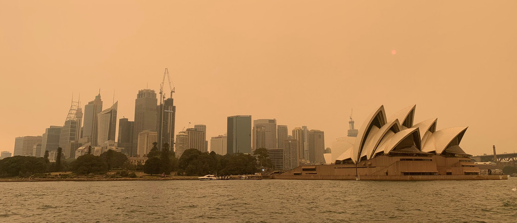 Australia's bushfires have pumped out half a year's CO2 emissions.