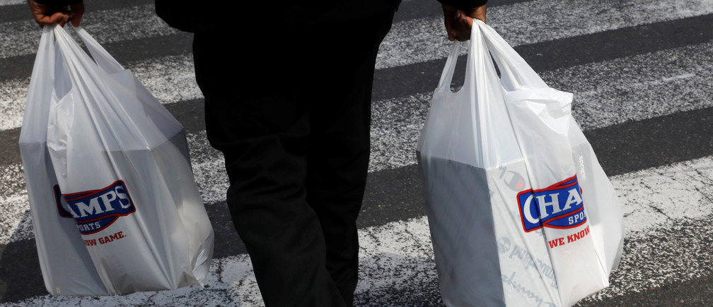 New York's plastic ban begins on March 1st