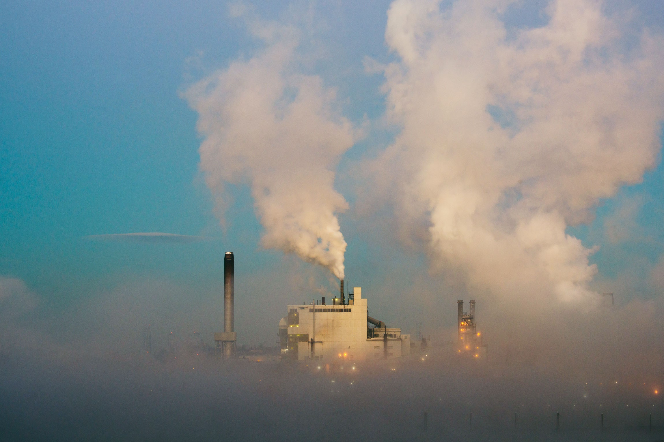 Has Covid-19 helped ease air pollution?