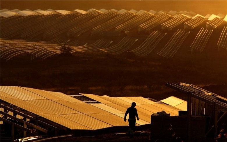 'Europe's largest' solar plant goes online as the industry faces coronavirus challenges