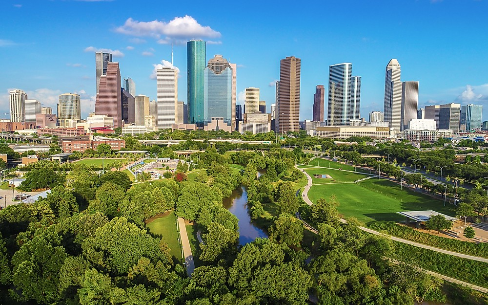 Houston Commits to 100% Renewable Energy in Step Toward Carbon Neutrality