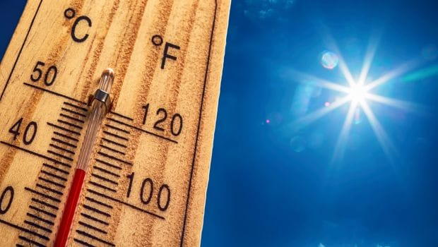 Climate change: Summers could become 'too hot for humans'