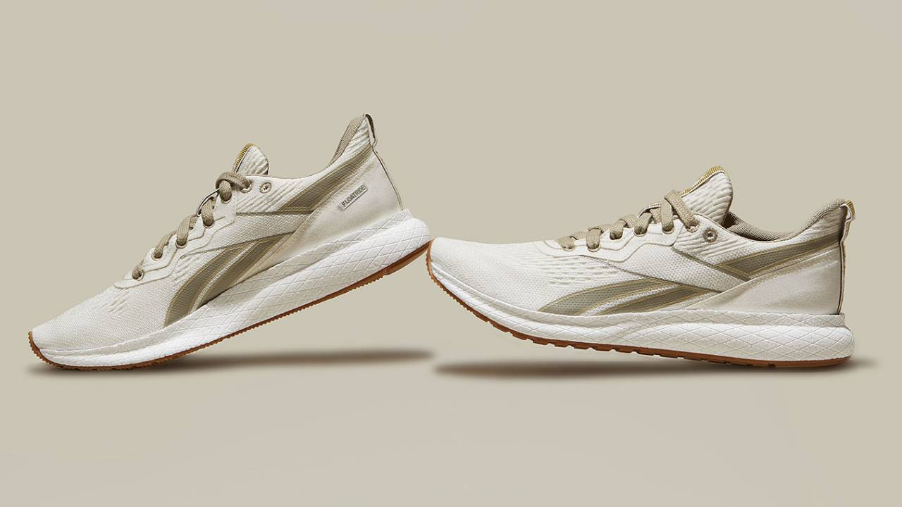 World's First Plant-Based Running Shoes- by Reebok