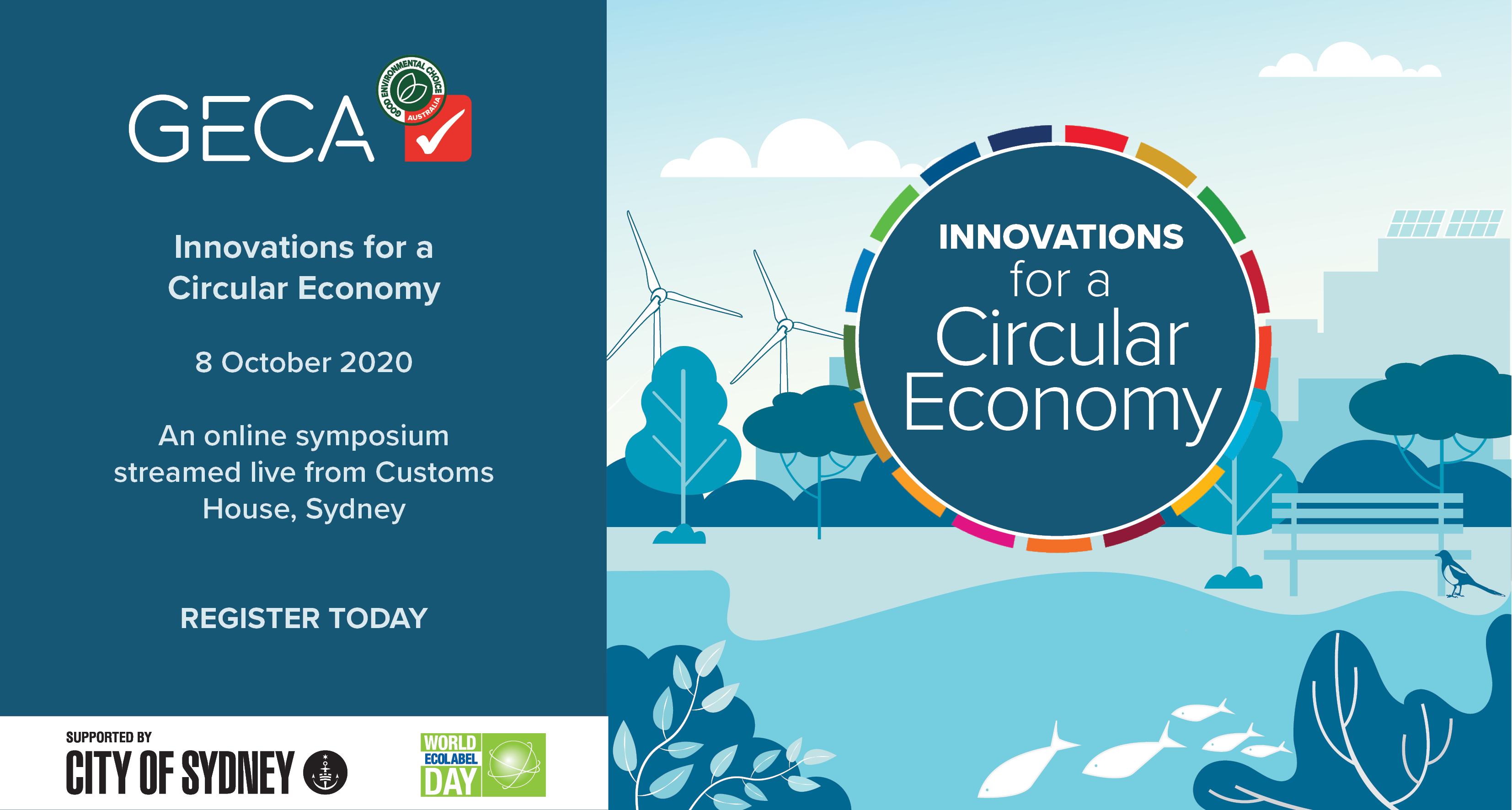 GECA Innovations for a Circular Economy