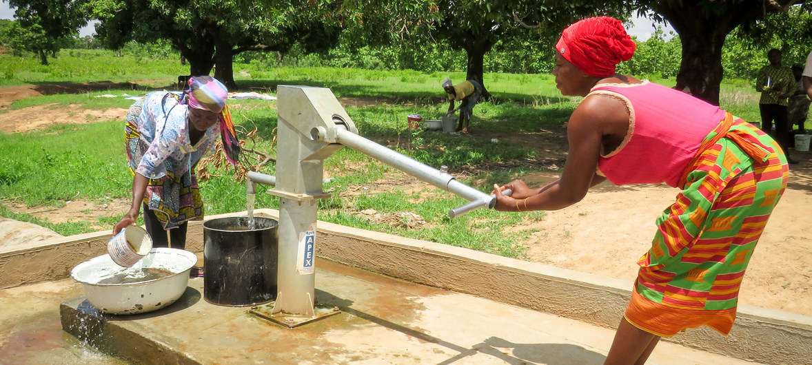 UK provides £27m green loan to solar-powered water project in Ghana