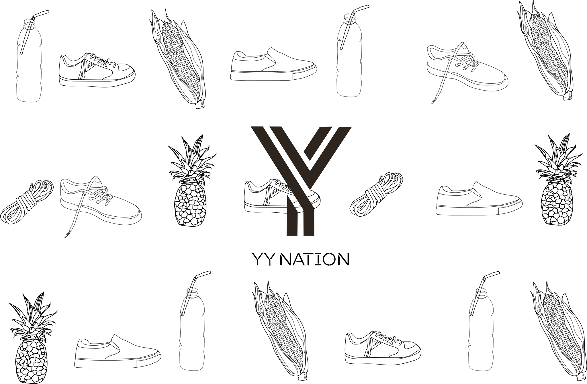 """YY Nation's new footwear collection aims to create """"the world's most sustainable shoe"""