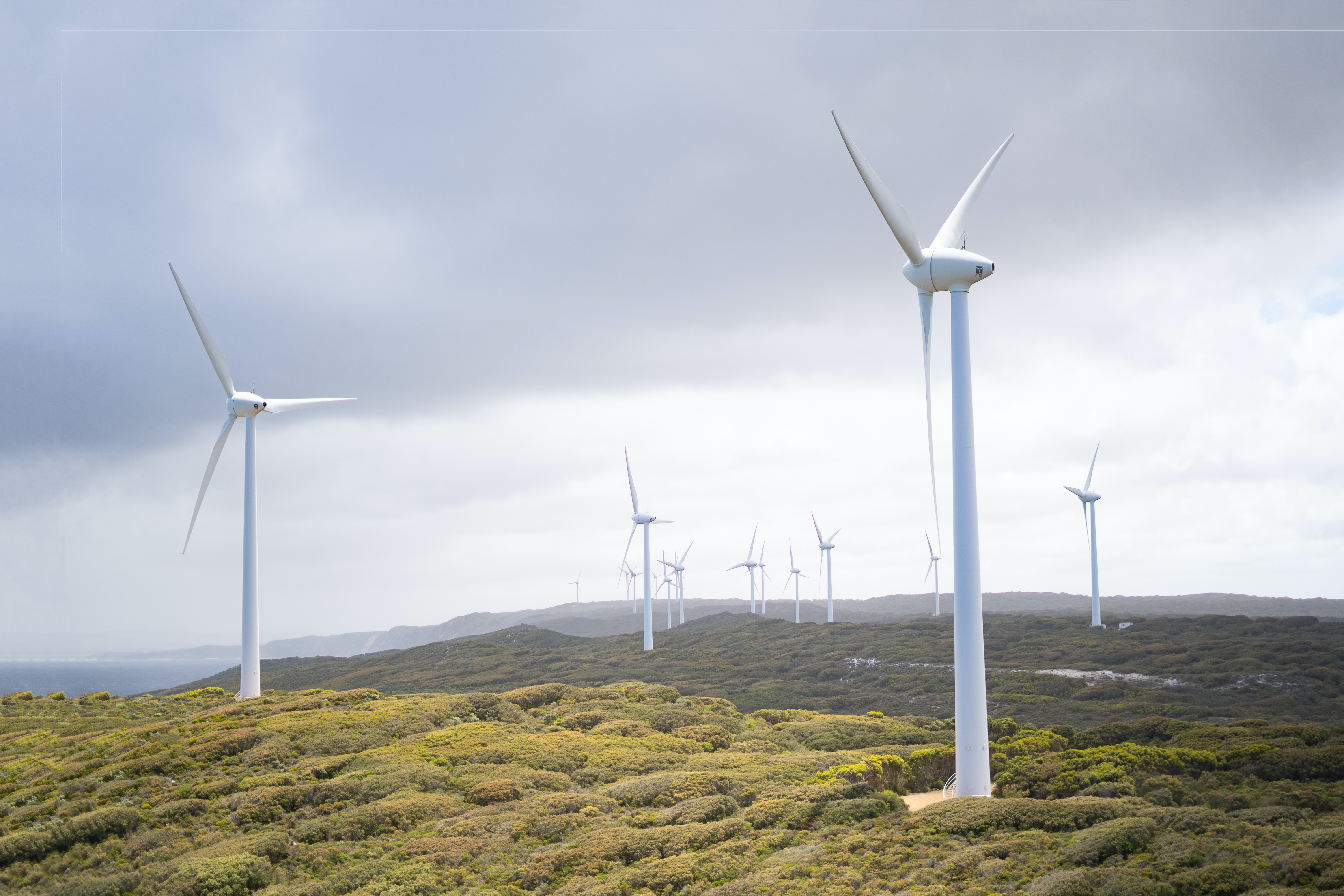 Twin peaks: South Australia reaches 100% solar, and then 100% wind power in same week